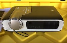HP Digital Projector sb21 SB21 with Projector, Power Cord, Manual