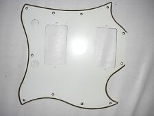 1960's Gibson SG Humbucker Pickup Standard Pickguard USA White  Relic Aged
