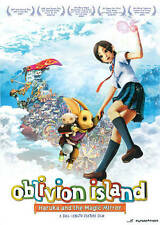 Oblivion Island: Haruka and the Magic Mirror (Blu-ray/DVD, 2012, 2-Disc Set) NEW