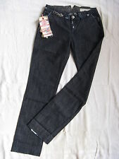 We Are Replay Damen Blue Jeans Denim Luxury W28/L34 low waist regular fit rare