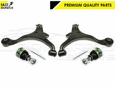 For civic eu ep 01-06 2x front suspension lower wishbone arms ball joints bagues