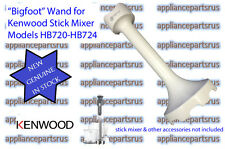 Kenwood Stick Mixer Bigfoot Blender Wand Assembly - Part 712962 - NEW - GENUINE
