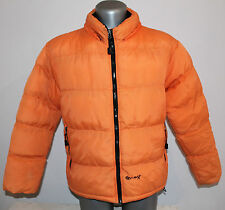 CHAMONIX Jacket Nylon/Poliester Orange Ski Winter Snowboard Outdoor Size S/M