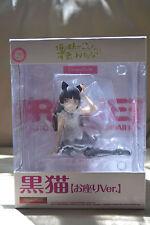 Oreimo Ore no imouto Kuroneko Gokou Ruri 1/8 anime figure Wave DreamTech sitting