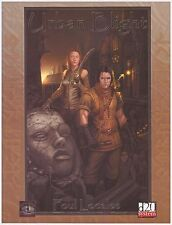 Mystic Eye Games - d20 RPG Sourcebook (Urban Blight) Softcover - New