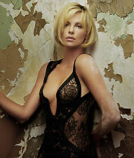 CHARLIZE THERON 8X10 GLOSSY PHOTO PICTURE