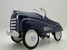 Pedal Car 1940s Pontiac Hot Rod Rare Vintage Classic Sport Midget Metal Model