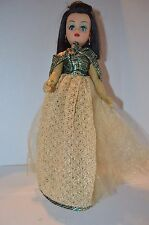 "2000 LE Madame Alexander CAIRO CISSY 21"" Doll Couture Collection VGUC"