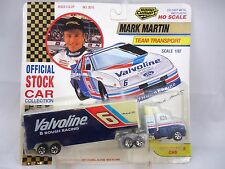 1992 #6 MARK MARTIN,S 1/87 VALVOLINE RACING TRANSPORTER