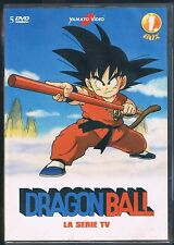 DRAGON BALL BOX 1 -  5 DVD F.C.  SIGILLATO!!!
