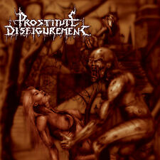 "PROSTITUTE DISFIGUREMENT ""Deeds of Derangement"" death metal CD"