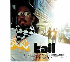 (EI18) Kail, True Hollywood Squares - DJ CD