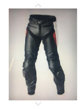 New BMW Motorbike Pants 100% Cowhide Leather Multi Colour