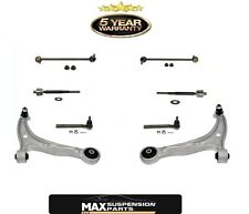 Front Lower Control Arm Bushing Ball Joint Tie Rods Sway Bar Fits 07-10 Odyssey