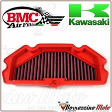AIR FILTER PERFORMANCE WASHABLE BMC FM707/04 KAWASAKI ER-6N ER6N 650 2014 2015