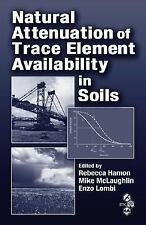 Natural Attenuation of Trace Element Availability in Soils by Rebecca Hamon