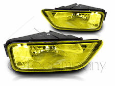 04-08 Acura TL Fog Light JDM w/Wiring Kit & Wiring Installation -Yellow