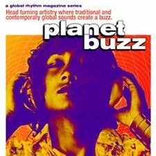 FREE US SHIP. on ANY 2 CDs! NEW CD Various Artists: Global Rhythm Presents: Plan