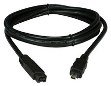 10Ft. IEEE 1394b Firewire 800 Hi-Speed Cable 9Pin to 4Pin Black IE9494-10