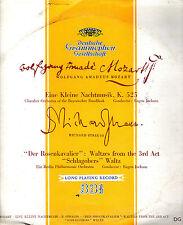 Mozart Eine Kleine ... Strauss Waltzes from Rosenkavalier * Berlin P.O. Jochum