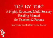 Toe by Toe: A Highly Structured Multi-sensory Reading Manual for Teachers and...