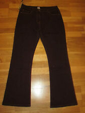 cotton traders blackberry total control jeans size 10 leg 33 brand new with tag