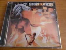 CD.IRONHORSE.79.SUP HEAVY ROCK BLUES FM. FORMED RANDY BACHMAN/EX GUESS WOO.REMAS