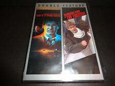 WITNESS & THE FUGITIVE-HARRISON FORD Double Feature-TOMMY LEE JONES hunts FORD