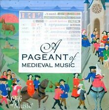 Pageant of Medieval Music, New Music