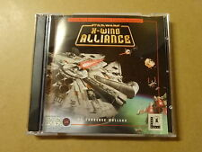 2-DISC PC GAME / STAR WARS: X-WING ALLIANCE (COMPUTER GAME, CD-ROM)