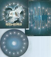 RIGHEIRA-MONDOVISIONE-2008-ITALY-CD-NEW-