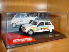 RENAULT 5-TS 5TS CARLOS SAINZ 1:43 ESTORIL 1982 #1