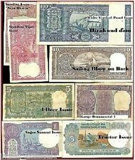 Collect India Old Notes of 100 + 10 + 5 ( 4 DEER) + 5 + 2 + 2 + 1 + 1 = 8 Notes