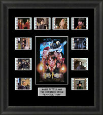 HARRY POTTER AND THE SORCERERS STONE FRAMED FILM CELLS