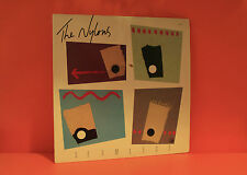 NYLONS - SEAMLESS - 1986 ATTIC - PROMOTIONAL - W/ LINER - NM VINYL LP RECORD -S