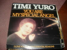 "TIMI YURO "" YOU ARE MY SPECIAL ANGEL  "" HOLLAND'82"
