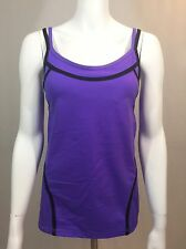 LULULEMON WOMEN'S BUILT-IN BRA TANK TOP Size 10
