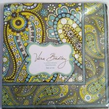 New Vera Bradley Paper Luncheon Napkins Pack Of 20 Retired Rare Lemon Parfait
