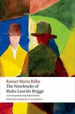 Oxford World's Classics: The Notebooks of Malte Laurids Brigge by Rainer...