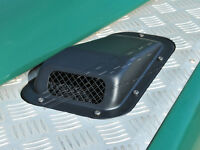 Land Rover Defender Left Hand Wing Top Heater Air Intake Scoop DA4000