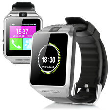 GV08 Bluethtooth Smart Watch Mobile Phone Camera Touch Screen For Android-a2