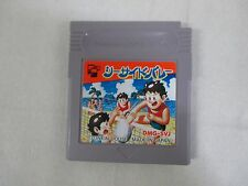 GB -- Seaside Volley -- Game Boy, JAPAN Game Nintendo. Clean & Work fully! 11697