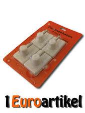 16 Stück Klebehaken weiß für Scheibenstange Gardinenhaken Gardinenzubehör  *NEU*