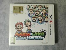 SUPER MARIO & E LUIGI DREAM TEAM BROS - NINTENDO 3DS e 2DS - ITALIANO COME NUOVO