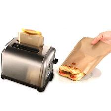 Toastbeutel Wiederverwendbar 17*19cm Sandwich Omelett No Stick Brot Taschen
