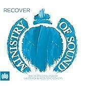 Recover - Ministry of Sound -  NEW AND SEALED TRIPLE CD