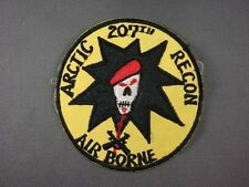 Patch Patch 207th Airborne Arctic Recon insignia armabzeichen