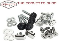 C3 Corvette Seat Hardware Repair Kit Install w/ button 1974-1978 22 pcs 43224