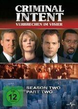 CRIMINAL INTENT-VERBRECHEN IM VISIER SEASON 2.2-3 DVD NEUWARE VINCENT D'ONOFRIO