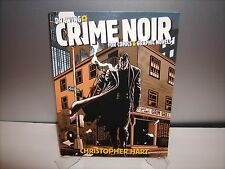 Drawing Crime Noir : For Comics and Graphic Novels by Christopher Hart (2006, PB